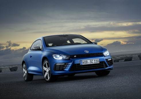 2014 VW Scirocco front - carwitter