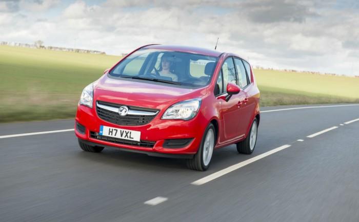 2014 Vauxhall Meriva Front carwitter 700x432 - Vauxhall Meriva gets a 2014 facelift - Vauxhall Meriva gets a 2014 facelift