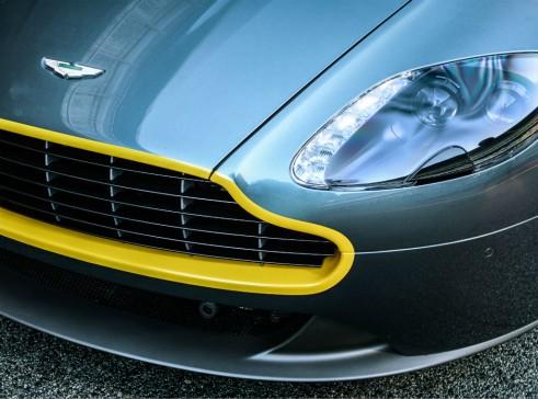 Aston Martin Vantage V8 N430 grill - carwitter