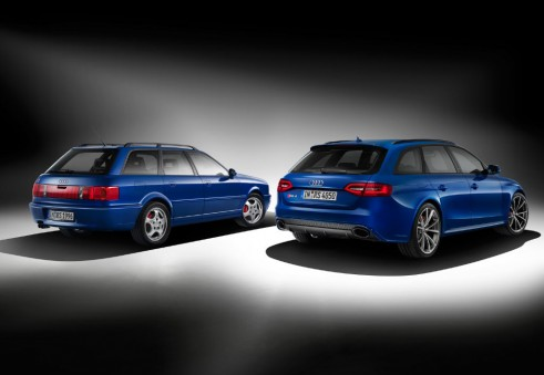 Audi RS4 Nogaro selection and RS2 - carwitter