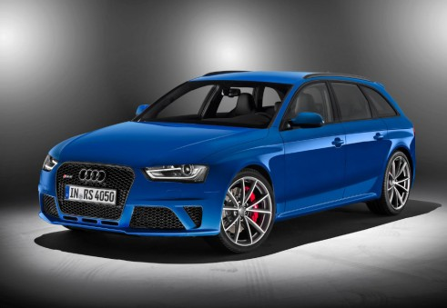 Audi RS4 Nogaro selection - carwitter
