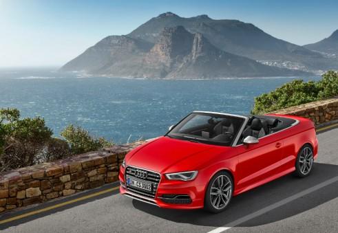 Audi S3 cabrio 2 - carwitter