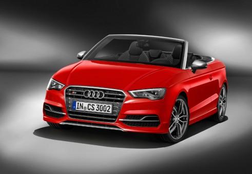 Audi S3 cabrio - carwitter