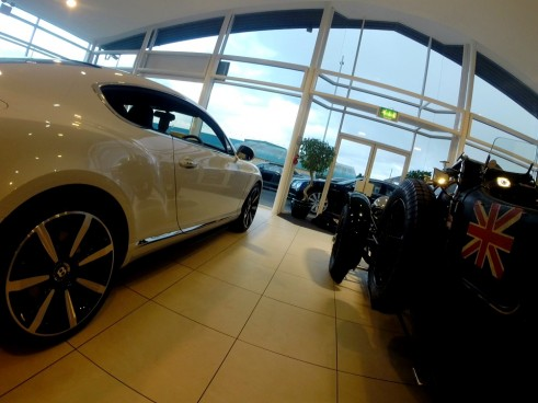 BentleyBlowerProfileV8SProfileCarwitter 491x368 - A look around the new Bentley Continental GT V8S  - A look around the new Bentley Continental GT V8S