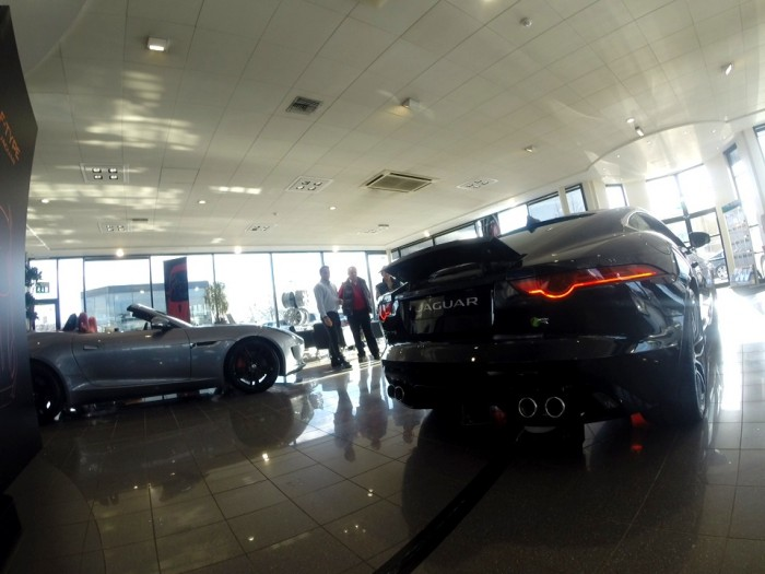 FtypeRCoupeRearSpoiler 700x525 - Jaguar F-Type R Coupe Preview - Jaguar F-Type R Coupe Preview