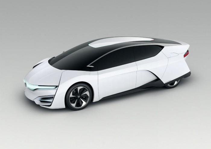 Honda FCEV concept carwitter 700x495 - Honda announce two concepts for Geneva 2014 - Honda announce two concepts for Geneva 2014