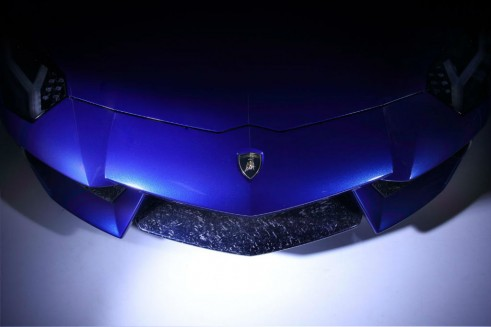 Lamborghini Ad Personam - Forged Composite Front Intake - carwitter