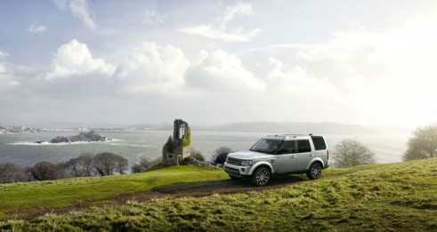Land Rover Discovery XXV - carwitter