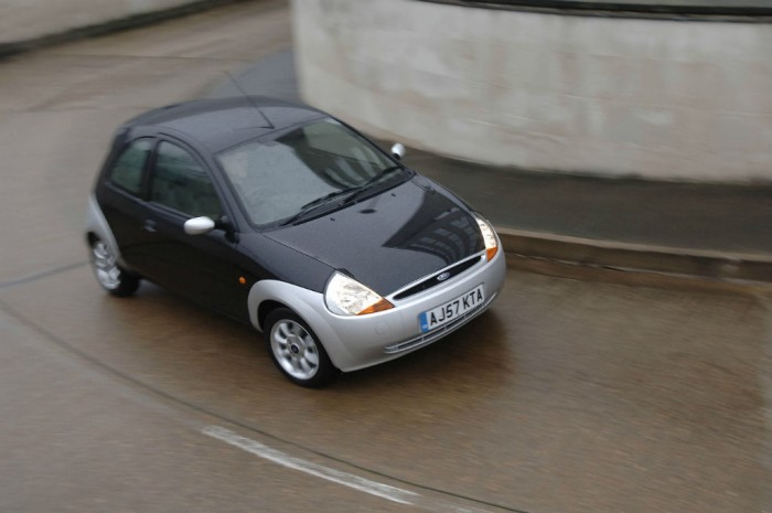 MK1 Ford Ka Two Tone Front carwitter 700x465 - Self-Driving Cars and Hybrid Vans: What's Ford's Future? - Self-Driving Cars and Hybrid Vans: What's Ford's Future?