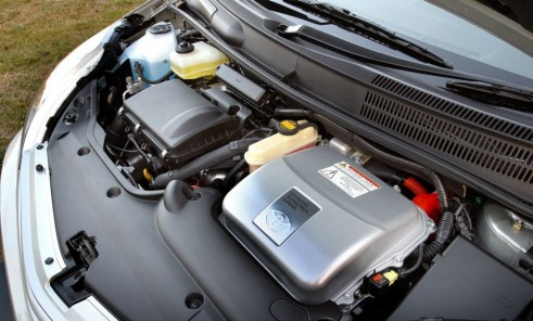 MK1 Toyota Prius Engine Bay carwitter 491x296 - Top 5: The Most Polarising Cars Ever Produced - Top 5: The Most Polarising Cars Ever Produced