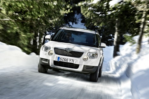 Skoda Yeti Snow carwitter 491x327 - GUIDE - How To Maintain The Value Of Your Car - GUIDE - How To Maintain The Value Of Your Car