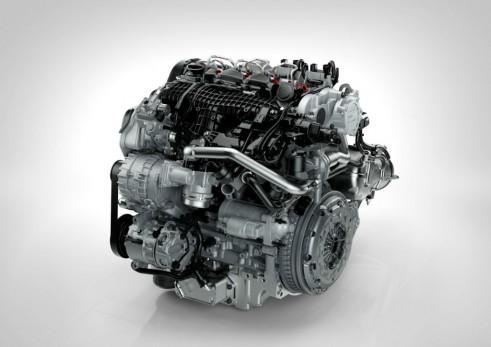 Volvo D4 Engine (2)