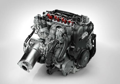 Volvo D4 Engine (3)