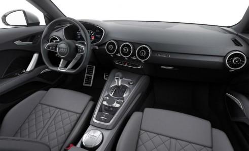 2014 Audi TT - Interior - carwitter