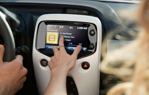 2014 Citroen C1 - 7 Inch Touch Screen - carwitter