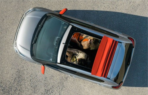 2014 Citroen C1 - Airscape Roof - carwitter