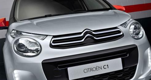 2014 Citroen C1 - Headlights- carwitter