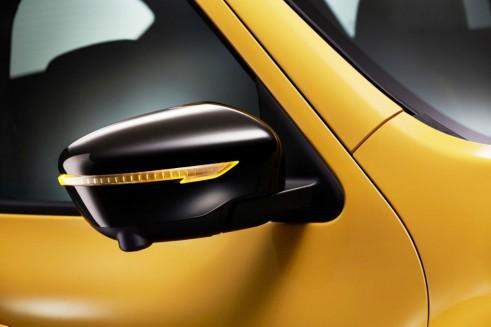 2014 Nissan Juke Facelift - LED Mirrors - carwitter