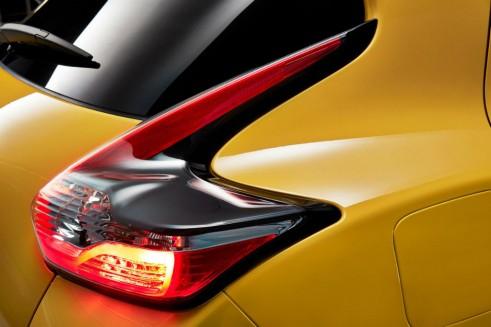 2014 Nissan Juke Facelift - LED Rear Lights - carwitter