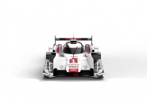 Audi R18 launch front 2 - carwitter