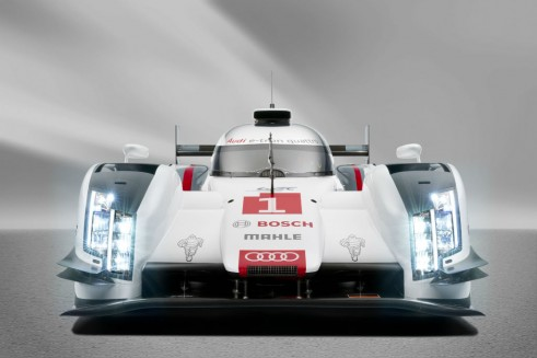 Audi R18 launch front - carwitter