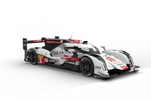 Audi R18 launch side 3 - carwitter