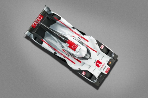 Audi R18 launch top - carwitter