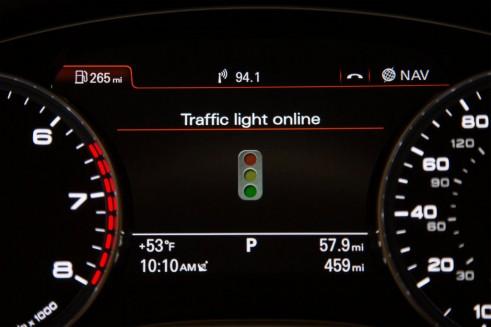 Audi traffic info - carwitter