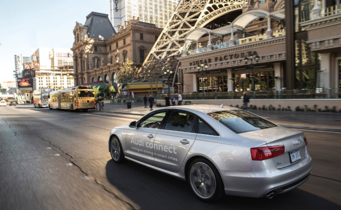 Audi traffic info testing carwitter 700x432 - Everything You Need to Know About Telematics - Everything You Need to Know About Telematics