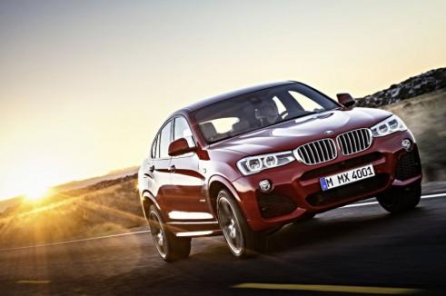 BMW X4 - carwitter