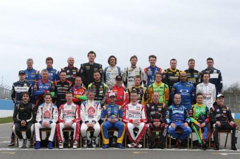 BTCC 2014 Team Line Up - carwitter