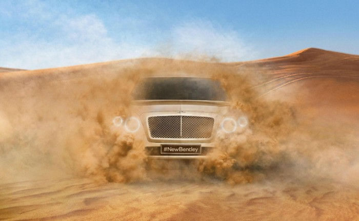 Bentley SUV carwitter 700x432 - Bentley SUV Gets Named - Bentayga - Bentley SUV Gets Named - Bentayga