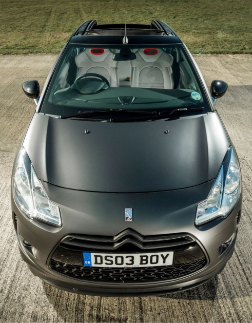 Citroen DS3 Cabrio Racing front 4 - carwitter-w1024