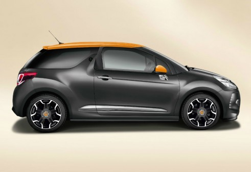 Citroen DS3 by Benefit DStyle side - carwitter