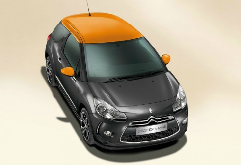 Citroen DS3 by Benefit DStyle top - carwitter