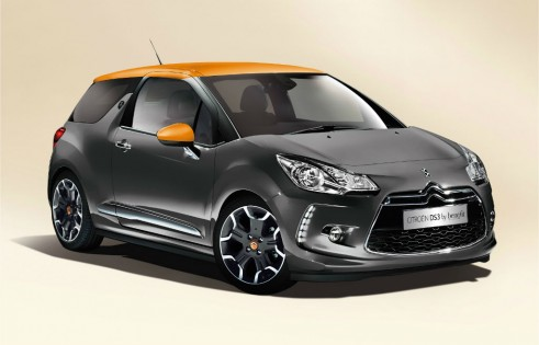 Citroen DS3 by Benefit - carwitter