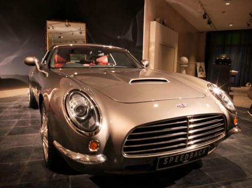 David Brown Automotive Speedback - Front - carwitter