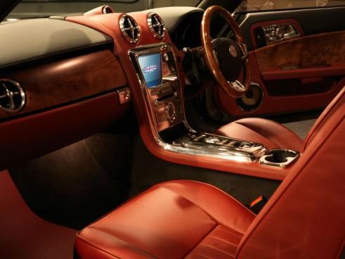 David Brown Automotive Speedback - Interior - carwitter