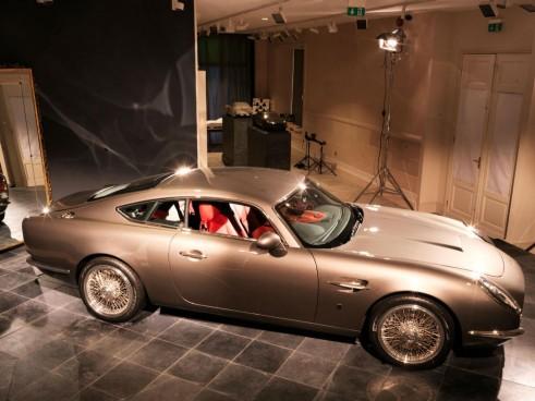 David Brown Automotive Speedback - Side - carwitter