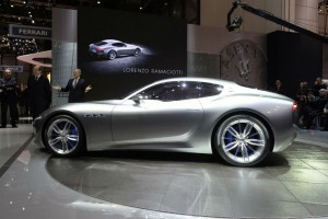 Geneva 2014 Maserati Alfieri concept side carwitter 300x200 - Maserati Alfieri Concept - Maserati Alfieri Concept