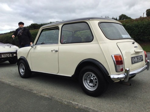 Great Escape Classic Car Hire - Classic Mini