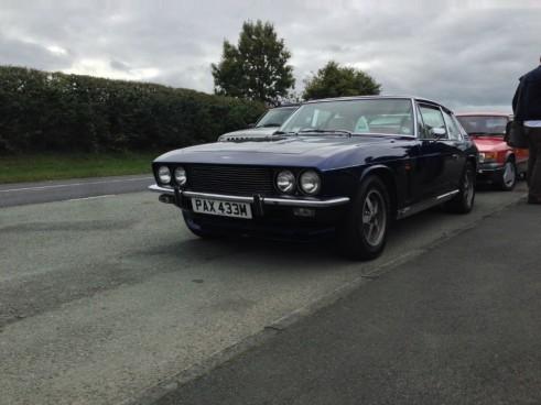 Great Escape Classic Car Hire - Jensen Interceptor