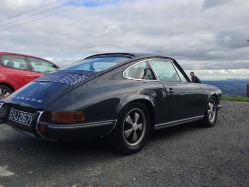 Great Escape Classic Car Hire - Porsche 911 Turbo