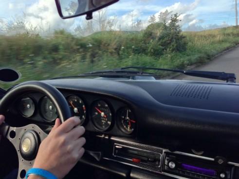Great Escape Classic Car Hire - Road Ahead
