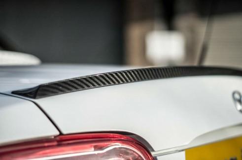 Jota Mazda MX5 GT Review Carbon Fibre Spoiler carwitter 491x326 - Jota Mazda MX-5 GT Review - How it always should have been - Jota Mazda MX-5 GT Review - How it always should have been