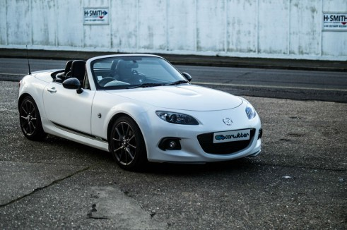 Jota Mazda MX5 GT Review Front Angle Roof Down carwitter 491x326 - Jota Mazda MX-5 GT Review - How it always should have been - Jota Mazda MX-5 GT Review - How it always should have been