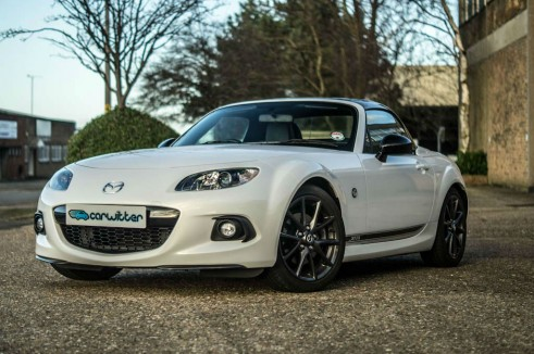 Jota Mazda MX5 GT Review Front Angle carwitter 491x326 - Jota Mazda MX-5 GT Review - How it always should have been - Jota Mazda MX-5 GT Review - How it always should have been
