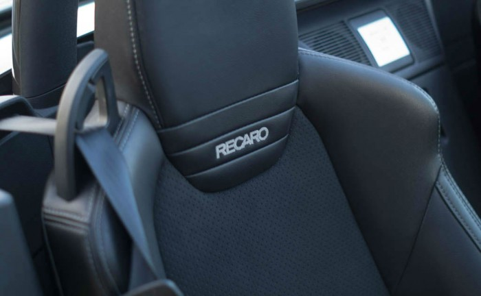 Jota Mazda MX5 GT Review Recaro Seat Detail carwitter 700x432 - The Key To Customisation: Making Your Car Your Own - The Key To Customisation: Making Your Car Your Own