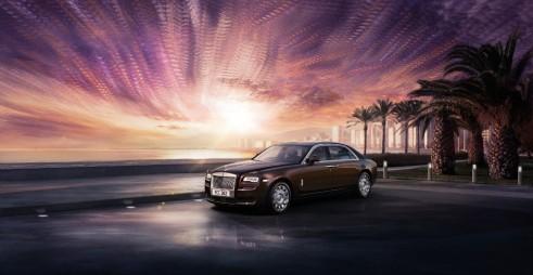 Rolls Royce Ghost Series II 2 - carwitter