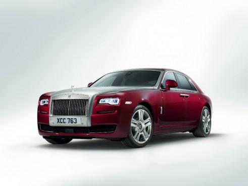 Rolls Royce Ghost Series II - carwitter